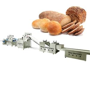 Chinese Automatic German Commercial French Bread Machine From Seny Machinery