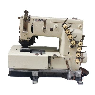 Import original Kansai Special Morimoto trouser top sewing machine1508P four-pin used for jean