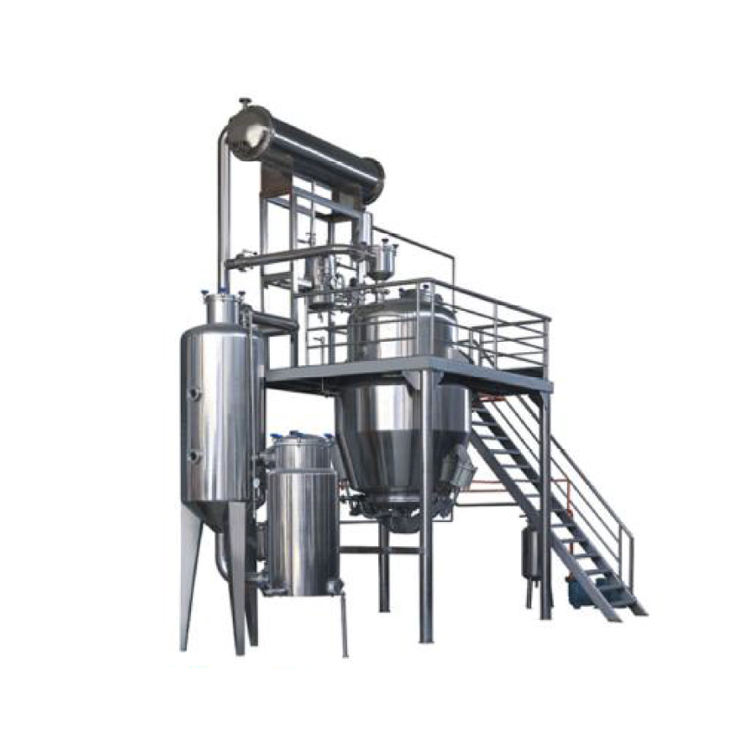 Extraction Machine Factory Selling Low Price Hemp Oil Ethanol Extraction Machine
