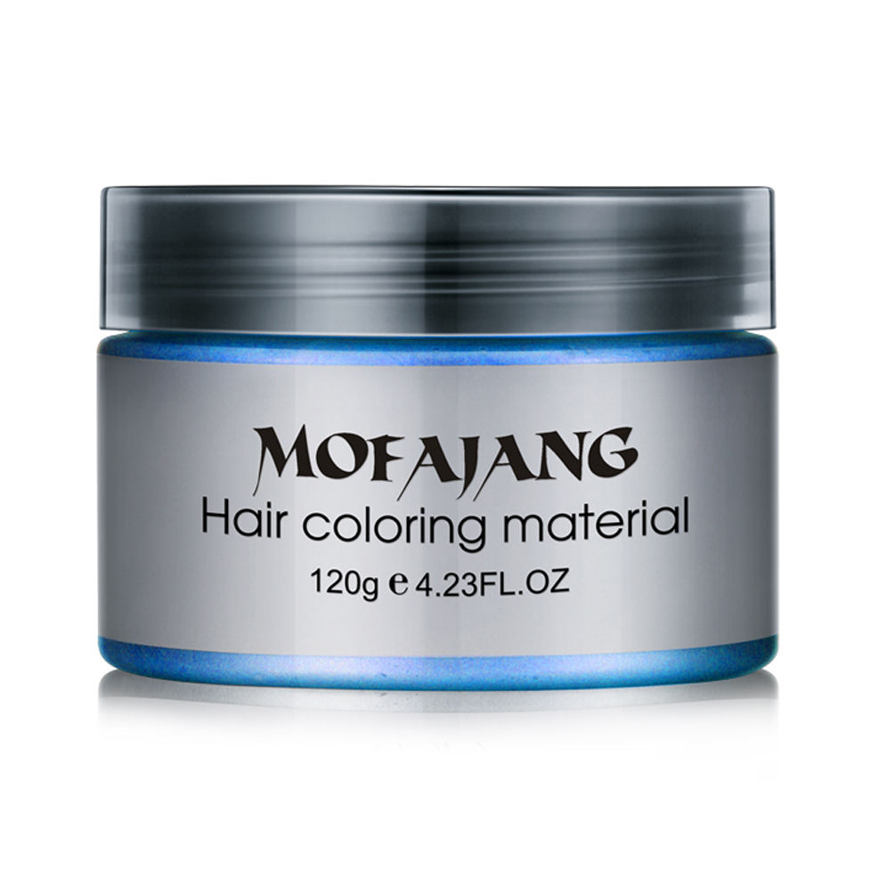 Mofajang Private Label 9 Colore <span class=keywords><strong>Produttore</strong></span> Temporaneo oem odm gel per capelli cera