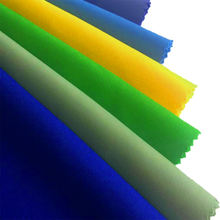 Factory direct sale competitive price 100% polyester workwear check fabric school uniform fabric