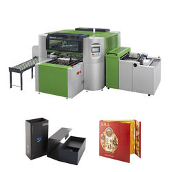 Hard Cover Making Machine Hardcover Book Binding Machine
