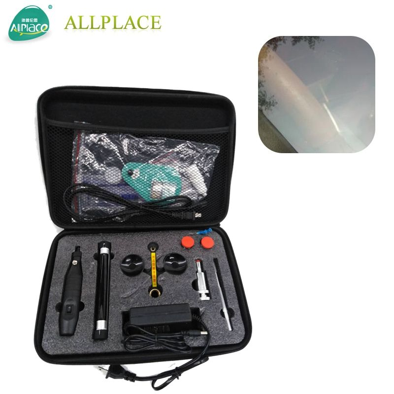 allplace car glass crack repair windshield repair tool auto glass repair kit