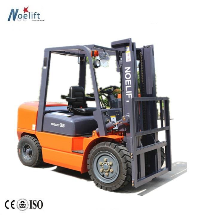 New Condition Design Gasoline Forklift Truck 4500mm Hand Push Forklift Diesel Forklift 3000kg