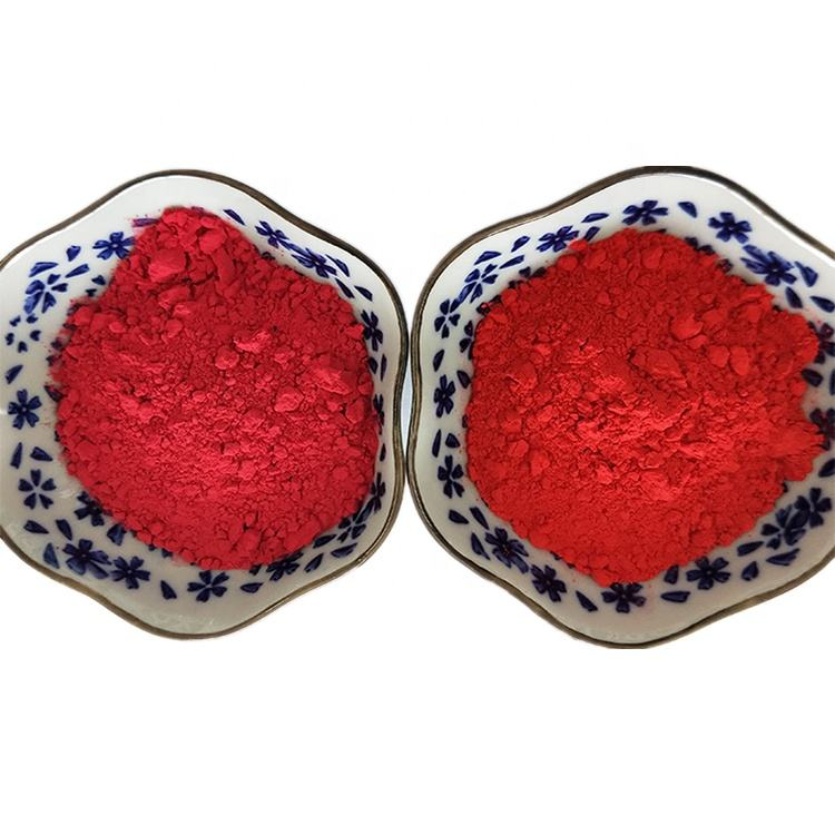 Cosmetics Concrete Pigment Powder Iron Oxide Red For Sale