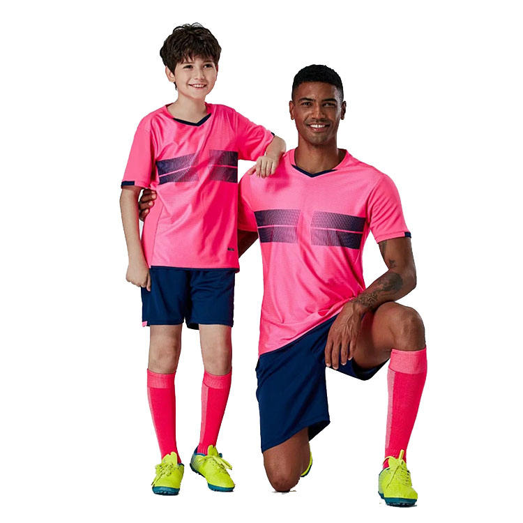 Personnalisé Sublimation Maillot de football uniforme de maillot de football
