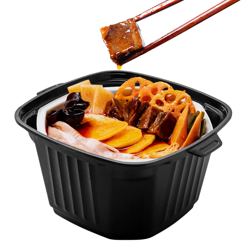 The King Of Quantity Self Heating Hot Pot For Tourism Use