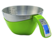 Scale 5kg Stainless Bowl Measuring Bowl Weight Scale