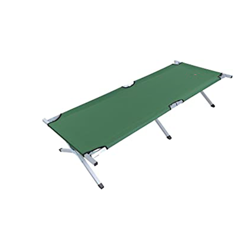 Portable Heavy Duty camp bed folding military Durable portable travel folded bed for adults