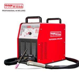 2019 TOPWELL 2 Wave forms TIG welder 250 AC DC TIG Welding Machine MASTERTIG-250