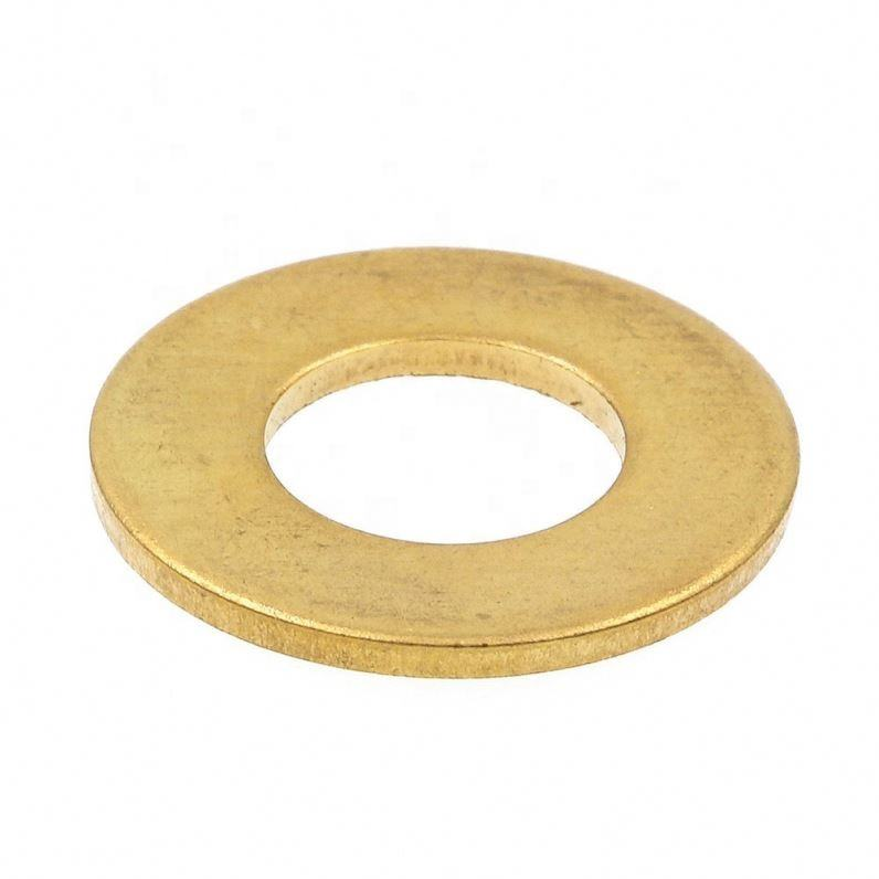 Flat Washer Ultrathin gasket Thin shim Brass Washer
