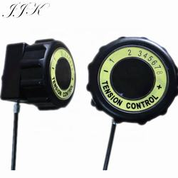 JJK 2020 exercise bike 8 levels tension control knob for resistence