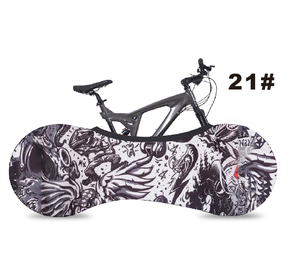 "~ Rare NOS Air Uni Uni Disc 24-26/"" Bicycle Fabric Wheel Cover Set Black ~"
