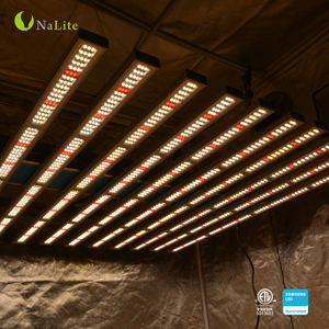 Nalite models led Grow Light Hydroponic 640w 800w Samsung lm301h 660w10 8 Bar Full Spectrum uv ir 3500k for Indoor Cultivation