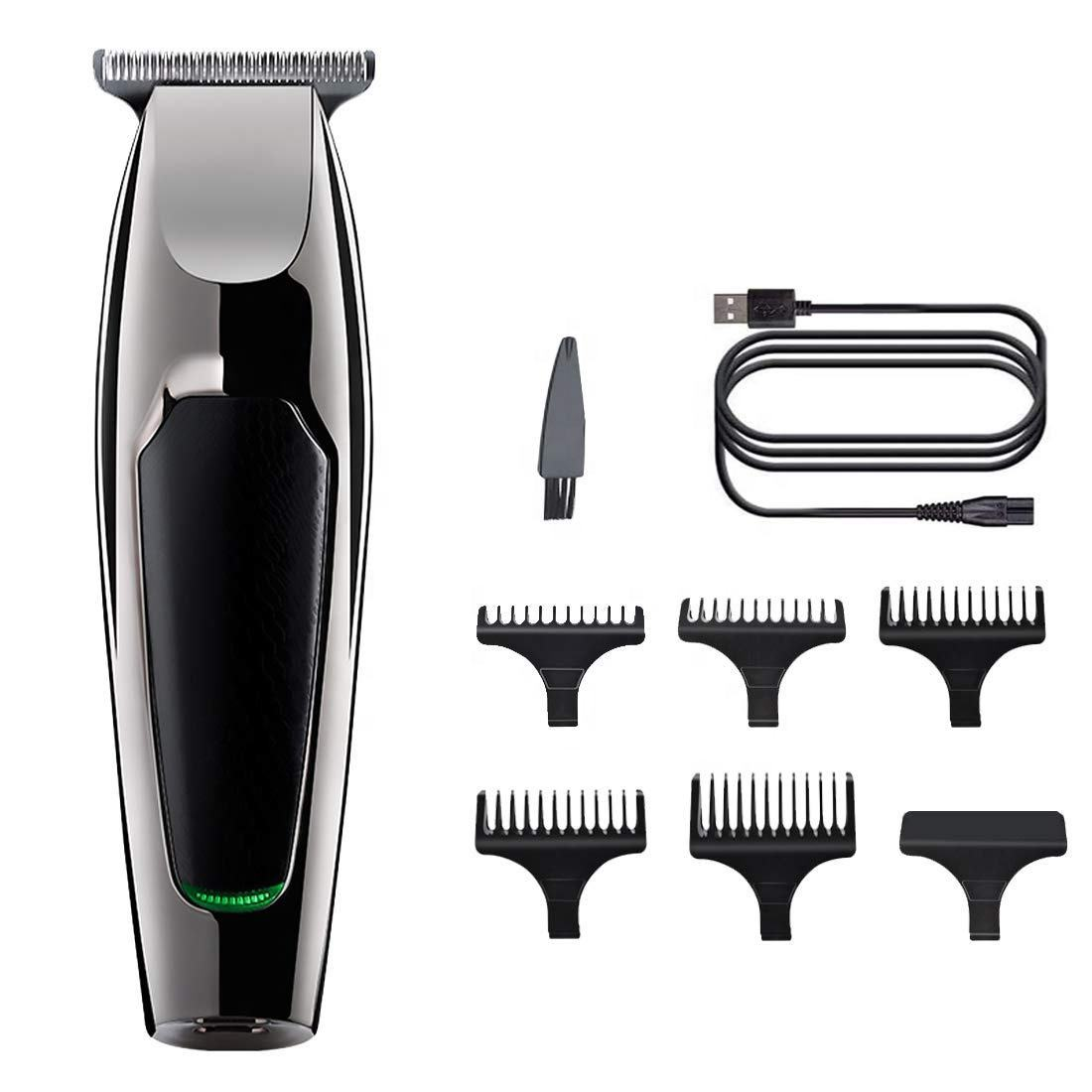 V030 Usb Charge Baard Trimmer Scheren Machine Mannen Haar Snijder Kapper Tondeuse
