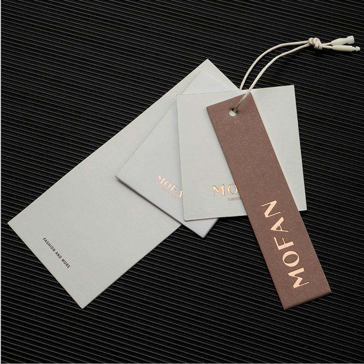 Promotion Hangtag Hang Tag String Use for Clothing make your own garment tags