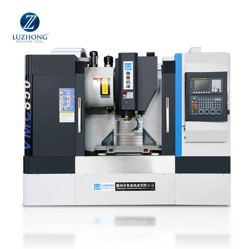 VMC 850 Machine Center Price Chinese Vertical CNC Machining Center VMC-850
