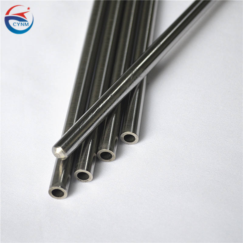 Pure Tungsten Tube pipe price