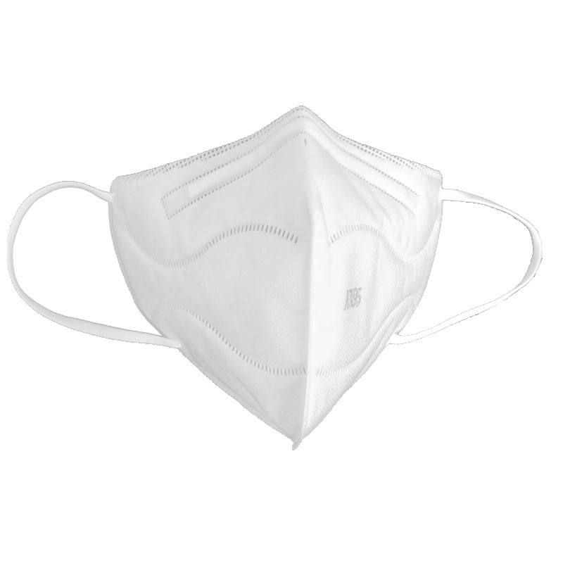 Medical 5 Layers Meltblown Fabric Disposable KN95 Mask FFP2 5 Ply Nonwoven Fabric Surgical KN95 Face Mask