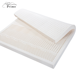 double bed size 3d mesh latex mattress topper on sale