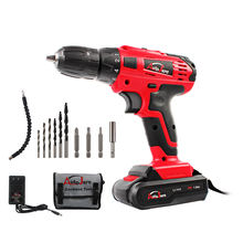hand battery screwdriver power tools 18v cordless drill