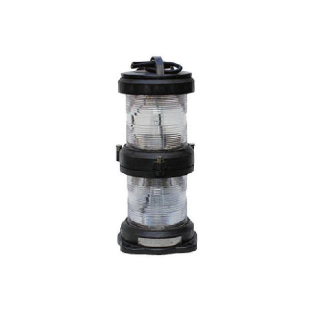 Double deck all round marine navigation signal lights