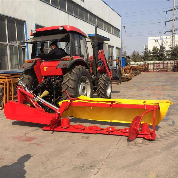 grass cutter machine price Disc Lawn Mower Rotary Disc Hay Mower Disc Mower For Tractor