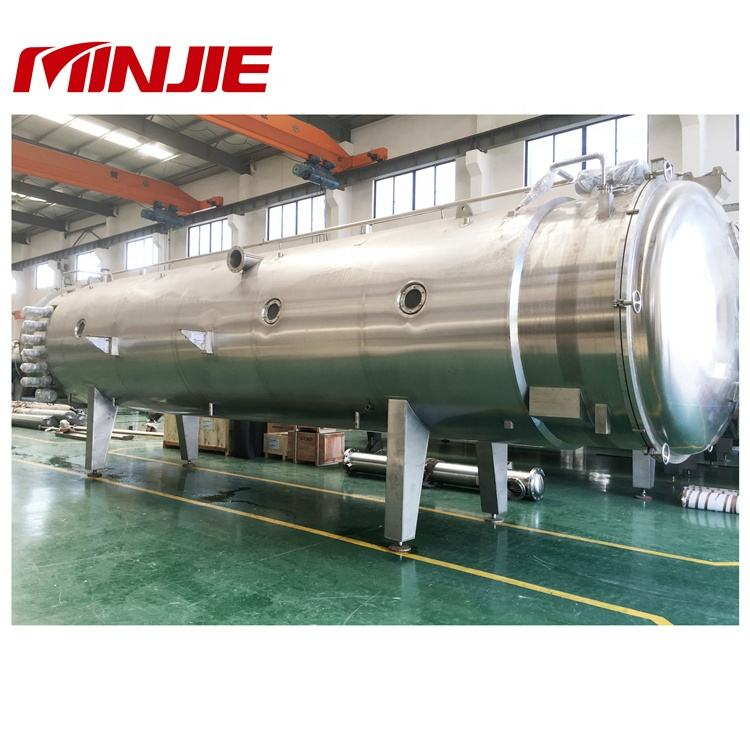Vacuum dryer fruits and vegetables vacuum drying machines industrial lyophilizer