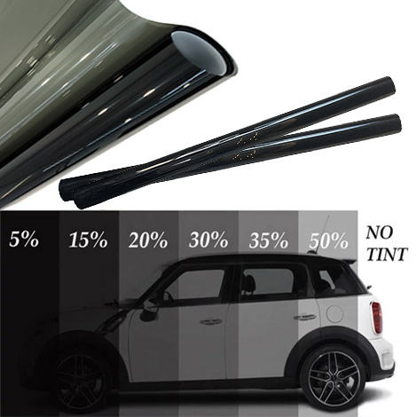 Auto Window Solar Uv Protection Nano Ceramic Car Window Tint Film
