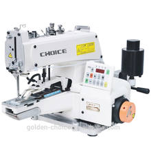 GOLDEN CHOICE GC373 high speed shirt button attaching industrial sewing machine price
