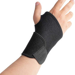 Breathable Adjustable Gel Wrist Support Brace thumb support Reversible Stabilizer Splint Wrist Support Brace