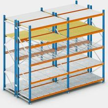URGO Hot Sell Heavy Duty Pallet Racking And Wooden Shelf Storage System