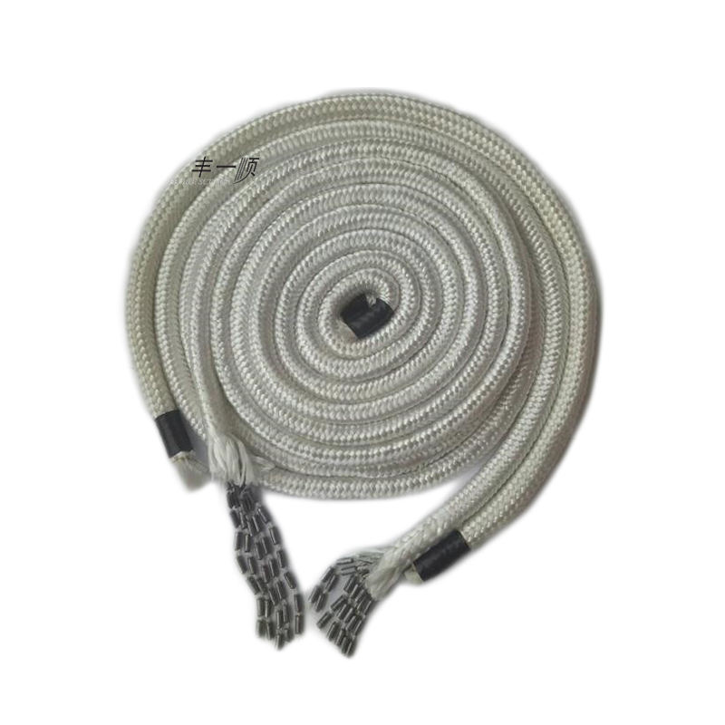 8mm Polyester Braided Rope With Lead Core