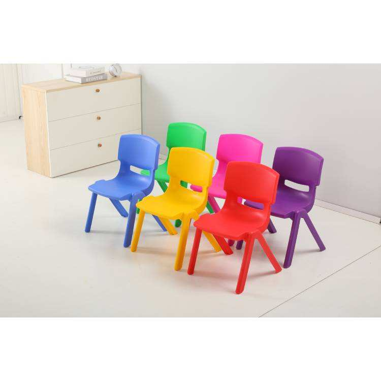 Cheap Colorful Nursery Furniture China child plastic chair for children kids