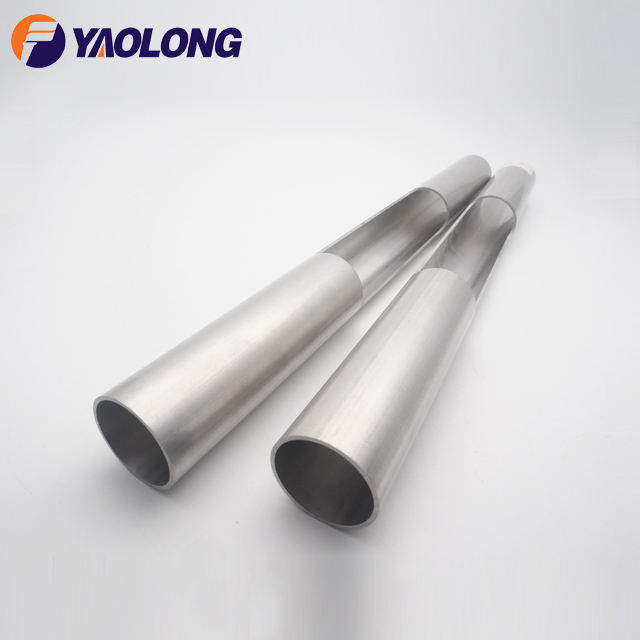 heat exchanger 304 efw stainless steel welded tube pipe pressure rating