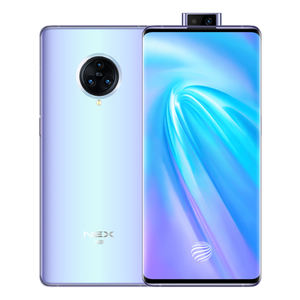 Vivo Nex 3 5G Version NFC 8GB 256GB téléphone intelligent Snapdragon 855 64MP + 13MP + 13MP 6.89