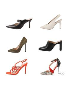 exOFFICE SHOES WOMAN EVENING COLLECTION