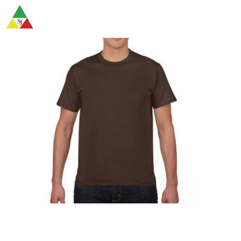 Wholesale bamboo cotton short sleeve 100 cotton t shirts manufacturers