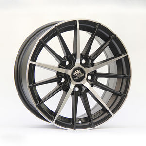 Grey 14 15 16 Japanese Style Alloy Wheel