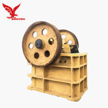 Stone Crusher Machine Price Widely Used Small Jaw Crusher for Sale Stationary Jaw Crusher Plant