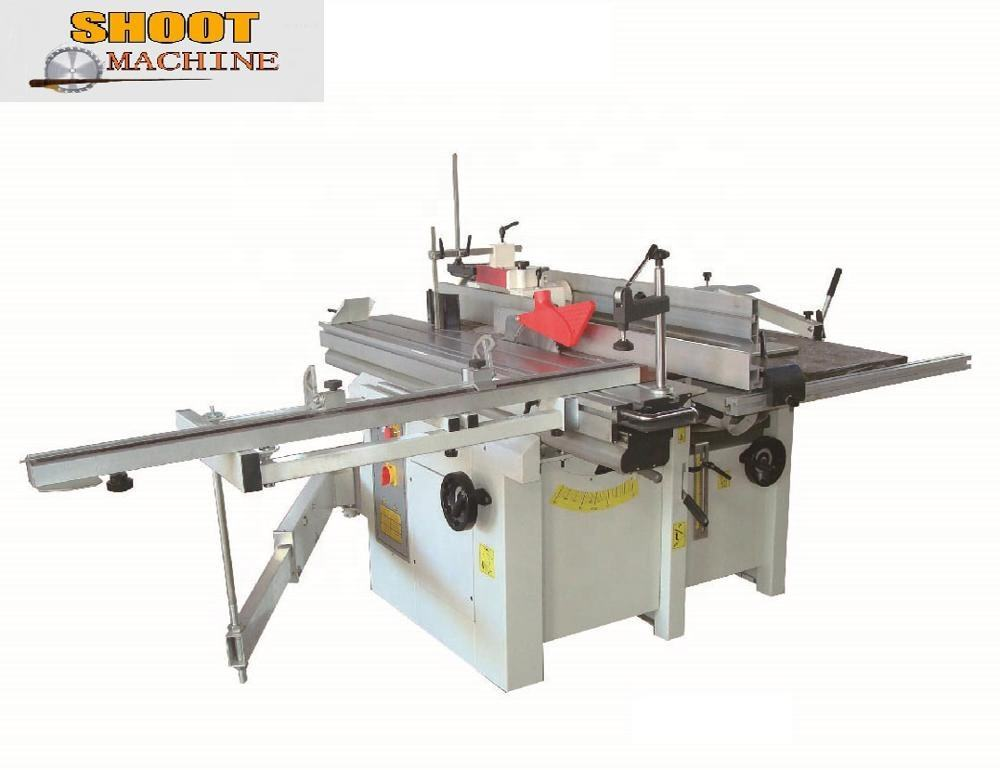 Shoot Brand 7 Works Woodworking Combines Circular Saw Machine, SHC-300