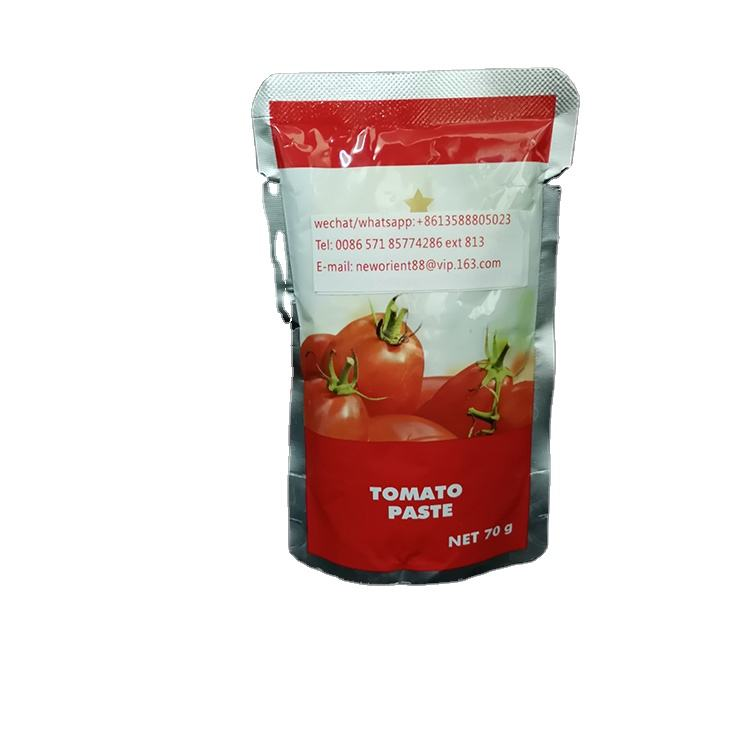Cooking Food Quality 28 30 Brix Good Quality Tinned Tomato Paste