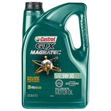 CAST MAGMATIC 5W30 5 QT FRONT MOTOR CAR OIL