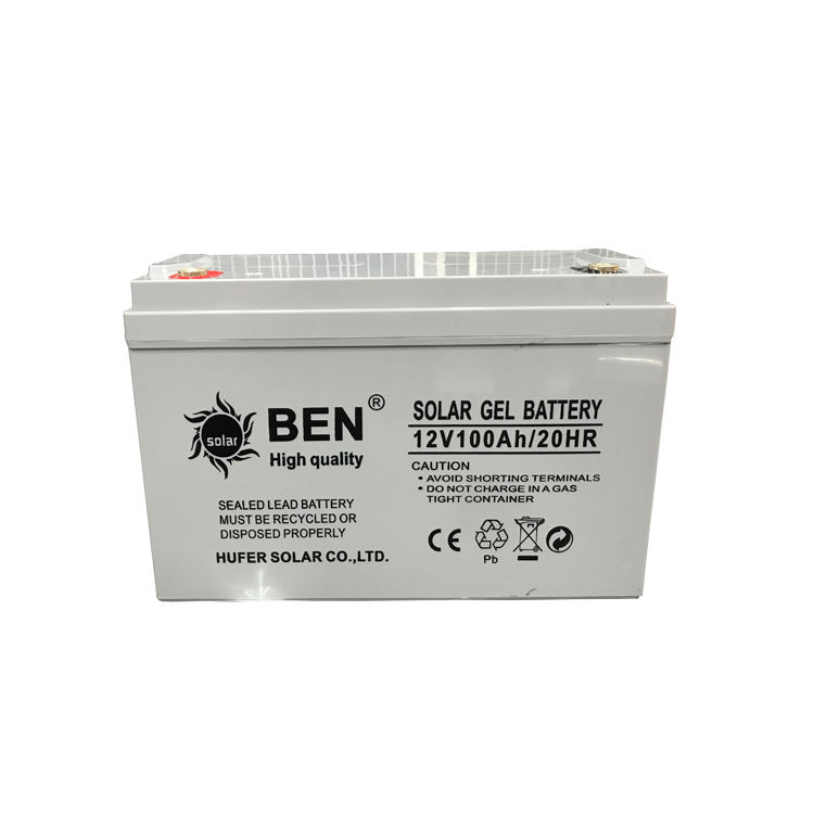 OEM professional high Capacity deep cycle storage sealed lead acid battery from direct factory