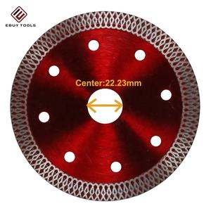 Ebuy Circular Ultra Thin Stone Cutting Saw Blade For Marble Brick Cutting