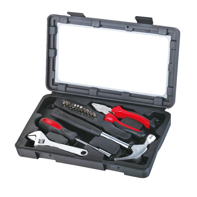 Buy tool from Chinal, 15pcs different types of hand tools in compact case