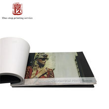 Professional customized /delicate paper cover paper photo album