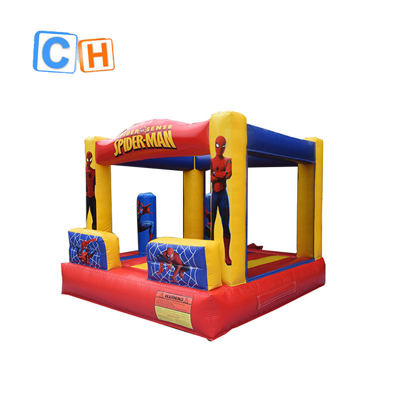 Mini kids jumping inflatable castle inflatable bouncer castle for party