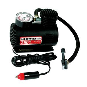 12V Portable Car/Auto Electric Pump Air Compressor/Tire Inflator Tool