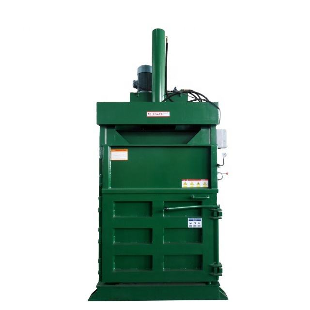 JEWEL Machinery hydraulic paper compactor vertical baling press